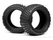 Hpi 101157 pneus truggy 1/8 Shredder HPI