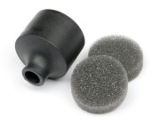 Hpi 8700101257 set filtre a air bullet