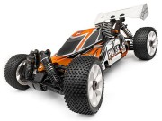 Hpi 101471 carrosserie transparente pulse