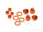 Hpi 103408 set pieces alu orange amortisseur