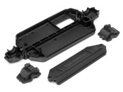 Hpi 105503 chassis+boitier diff recon
