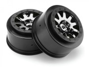 Hpi 106201 jantes mk10 v2 chrome 4.5mm s2