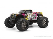 HPI Savage X 4.6 2.4ghz rose RTR Hpi