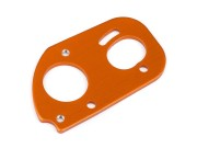 Hpi 110144 support moteur alu orange