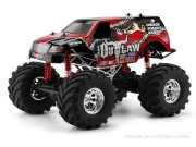 Hpi 17004 CARROSSERIE IRON OUTLAW 4X4