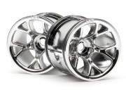 Hpi 2197 jante mt bbs chrome