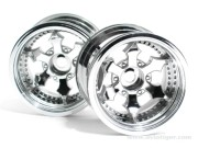 Hpi 87003082 jante truck spike chrome br