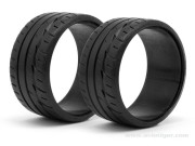 Hpi 870033469 pneus lp32 drift bridgestone