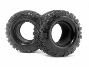 Hpi 4878 pneu super mudders 165x88mm s2