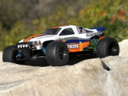 Hpi 7130 carrosserie dirt force transparente