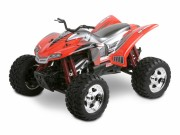Hpi 7164 carrosserie atv quad transparente