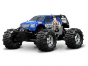 Hpi 7186 carrosserie bounty hunter 255mm savage