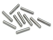 Hpi 72277 clips 2x12 mm argent (s10)