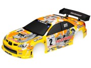 Hpi 87007719 CARROSS FUJITSUBO PEINTE 200MM