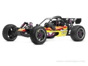 Hpi 7766 carross peinte baja orange