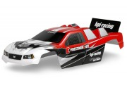 Hpi 7787 carrosserie dsx-2 blanc/rouge