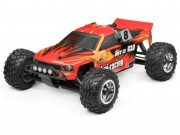 Hpi 7789 carrosserie dirt force peinte r/o/n