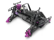 Hpi 87245 set conversion suspension savage