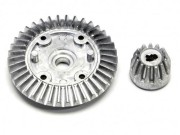 Hpi A855 couronne de differentiel 38 dents et 13 dents MT Nitro