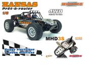 Buggy MHD Kansas Desert Truck - Brushed (Complet) Mhd