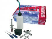 RC System RC36200 kit demarrage voiture Thermique (chauffe bougie, pipette,tournevis,cle à bougie)