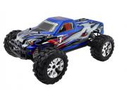 Truck RC 1/10 4x4 brushed RTR (moteur+vario+radio 2.4+accu+chargeur) RC System