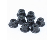 Redcat Racing RC70129 Flange M4 Locknut (6) Gen7