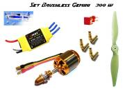 Set Brushless Gemini EFM