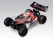 Thunder Tiger T6195F81 Tomahawk BX BUGGY 1/10 4x4 Rouge
