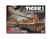 TaiGen TG501 Char rc 1/16 tiger i early production 3 en 1 kit metal (bruit/fumee)