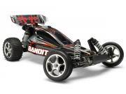 Traxxas 24054 bandit - 4x2 - 1/10 brushed