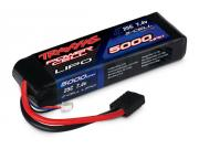 Traxxas 2868 accus li-po 7,4v 5000mah 2 elements 25c