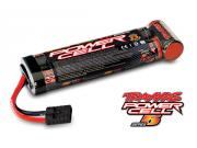 Traxxas 2960 accus power cell 8,4v ni-mh 7 elements 5000 mah en long