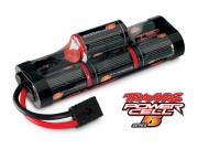 Traxxas 2961 accus power cell 8,4v ni-mh 7 elements 5000 mah (6+1)