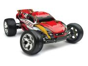 Traxxas 37054 rustler - 4x2 - 1/10 brushed