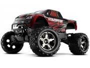stampede - 4x4 - 1/10 brushless - lipo Traxxas