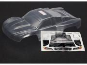 Traxxas 6811 carrosserie slash 4x4 transparente