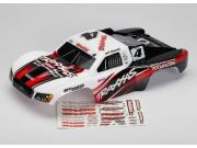 Traxxas 6820 carrosserie slash 4x4 jeff kincaid peinte et decoree