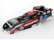 Traxxas 6911X carrosserie peinte/decoree ford mustang courtney force funny car