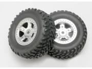 roues montees collees sct (2) Traxxas