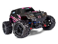 Latrax Teton 4x4 1/18 brushed Complet Pink version Traxxas