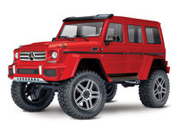 Traxxas TRX82096-4-RED TRX-4 Mercedes benz classe G 500 rouge