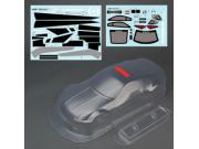Thunder Tiger PD8287 carrosserie transparente nissan 350z 190mm - sparrowhawk vx