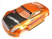 Thunder Tiger PD6827 carrosserie peinte t-spirit 2 uno/ts-4n v2 200mm