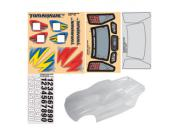 Thunder Tiger PD7739 carrosserie transparente + autocollants - tomahawk st