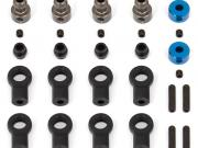 Team Associated 81150 anti-roll bar drop link/collet RC8B3