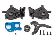 Team Associated 91705 laydown transmission conversion B6