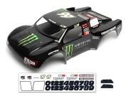 Team Associated 9894 sc10 monster energy contender bodyshell