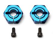 Team Associated AS9925 12mm aluminium clamping wheel hex b44/1/2 rear narrow