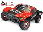 traxxas slash vxl 4x2 1/10 brushless  wireless id tsm (sans accu ni chargeur)